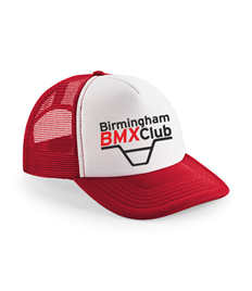 Birmingham BMX Club Trucker Cap adults