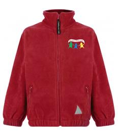 New Oscott Primary Fleece Jacket