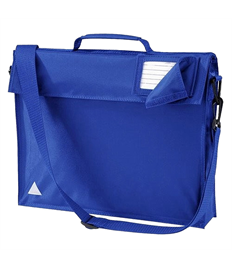 Hollyfield Primary Book bag with strap