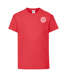 Little Sutton Primary Red PE T-shirt