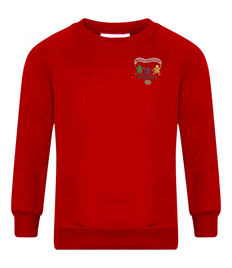New Oscott Heidi Hedgehog Sweatshirt