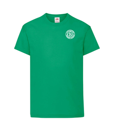 Little Sutton Primary Green PE T-shirt