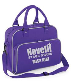 Novelli Purple Bag