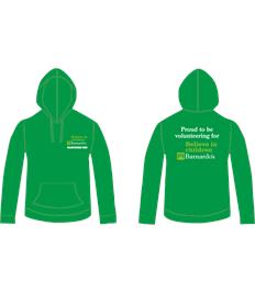 Barnardo's Charity Unisex Hoodie