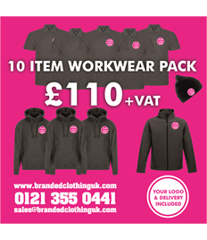 10 Item Workwear Pack