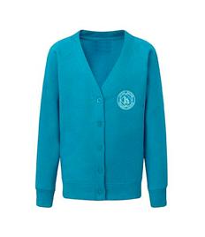Little Sutton Primary Sweatshirt Cardigan