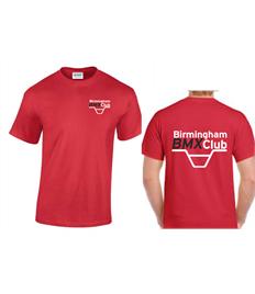 Birmingham BMX Club T-shirts