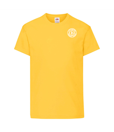 Little Sutton Primary Gold/Yellow PE T-shirt