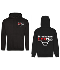 Birmingham BMX Club Hoodies