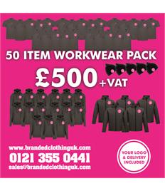 50 Item Workwear Pack