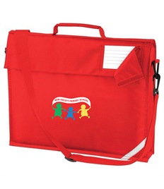 New Oscott Primary book bag with strap