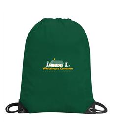 Whitehouse Common Primary Drawstring PE bag