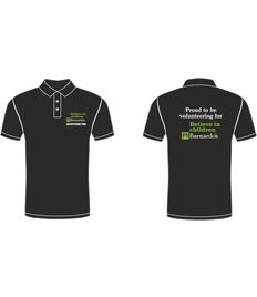 Barnardo's Charity Men's Polo shirt