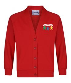 New Oscott Heidi hedgehog sweatshirt cardigan