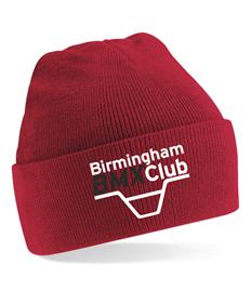 Birmingham BMX Club Childrens Embroidered Beanie