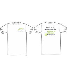 Barnardo's Charity Men's T-shirt