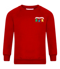 New Oscott Lilly Squirrel Sweatshirt