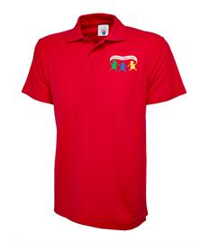 New Oscott Nursery Lily Squirrel Polo Shirt